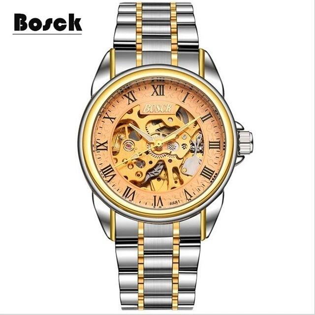 5aed4d1a2ec54 Relógios Bosck, Automático, A Corda,masculino,mecânico, - R  169,00 ...