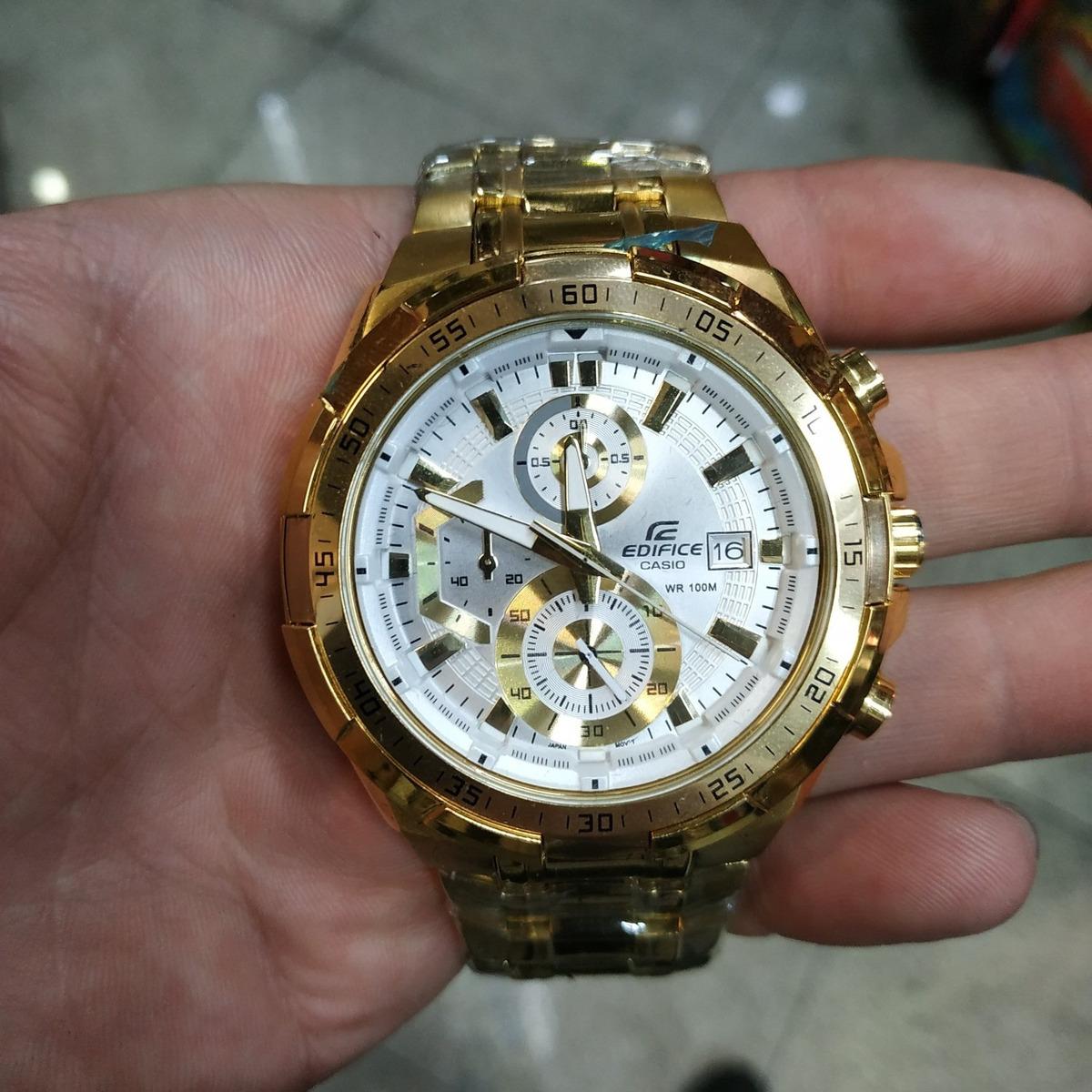 6aa23f9b46cb relógios casio edifice efr 539 original! Carregando zoom.
