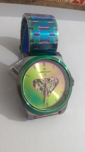 relógios chillibeans diamante zerado