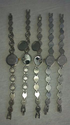 relógios - com defeito(leia anuncio)(67 peças)