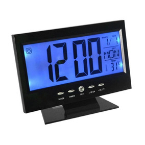 0f9be12bf77 Relogio Despertador Varios Alarmes no Mercado Livre Brasil