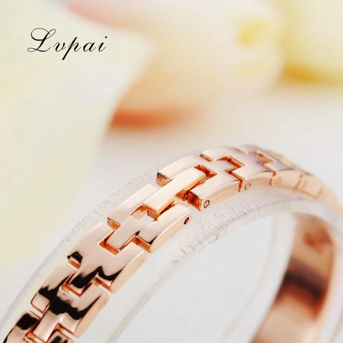relogios feminino de pulso rose elegante luxo casual