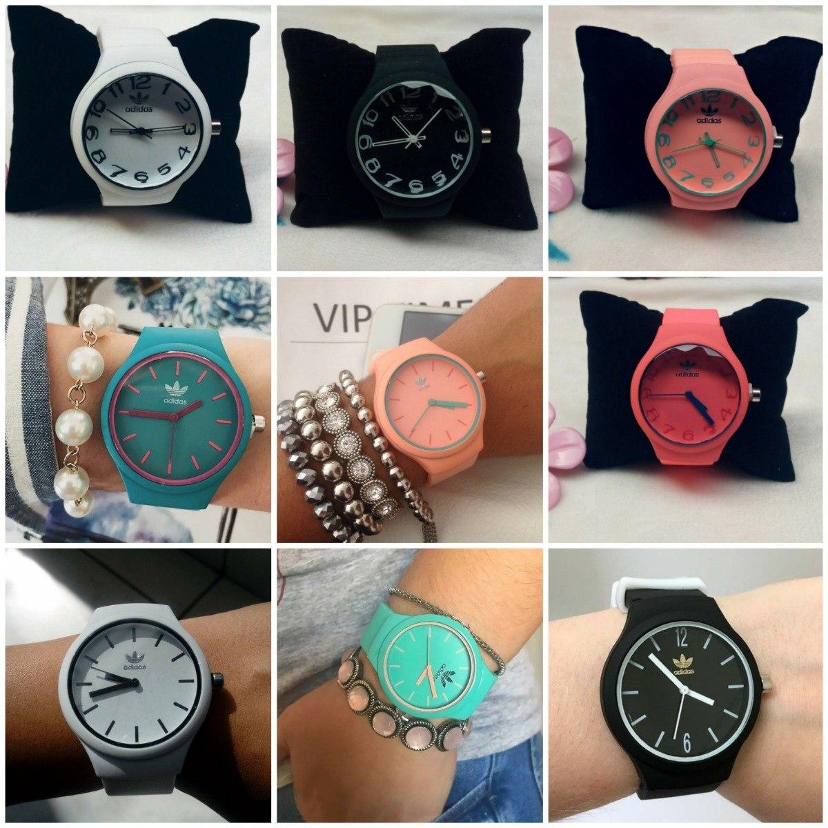 71b740113a0 Relógios Femininos adidas Colorido Colors - Promoção!! - R  200