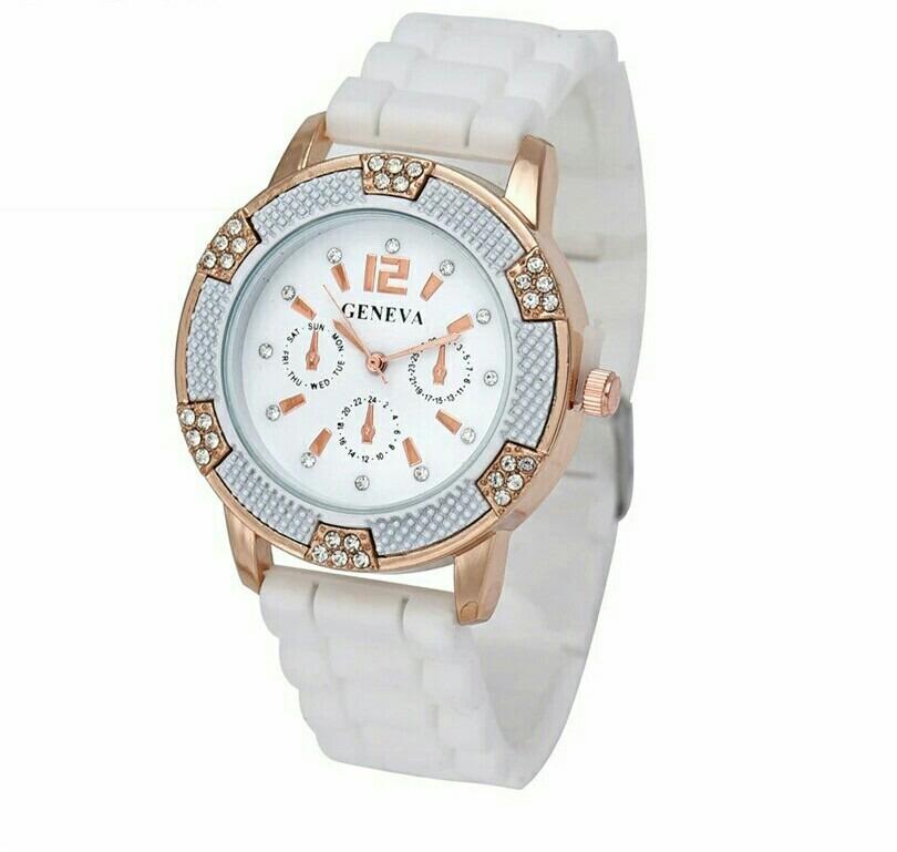 4ef6abc2e14 relógios femininos branco promoção mulheres poderosas. Carregando zoom.