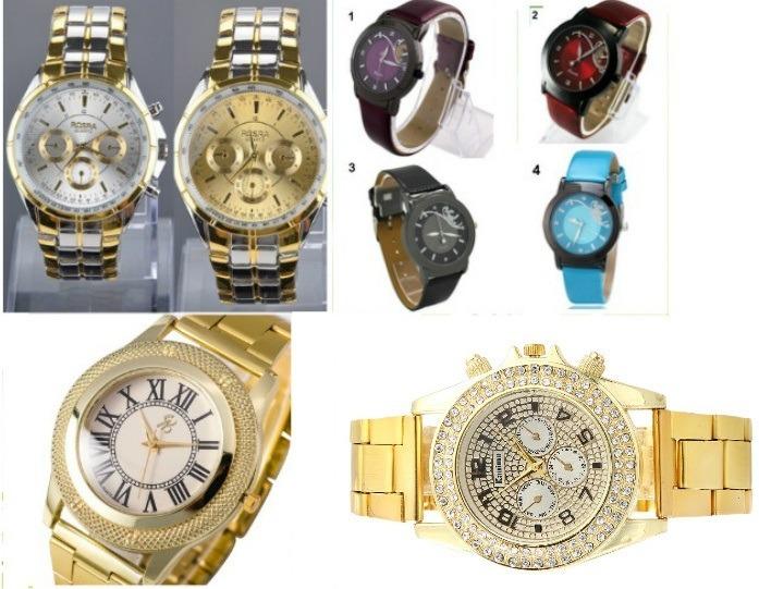 979326a6d18 Relógios Femininos De Luxo Em Promoção - R  29