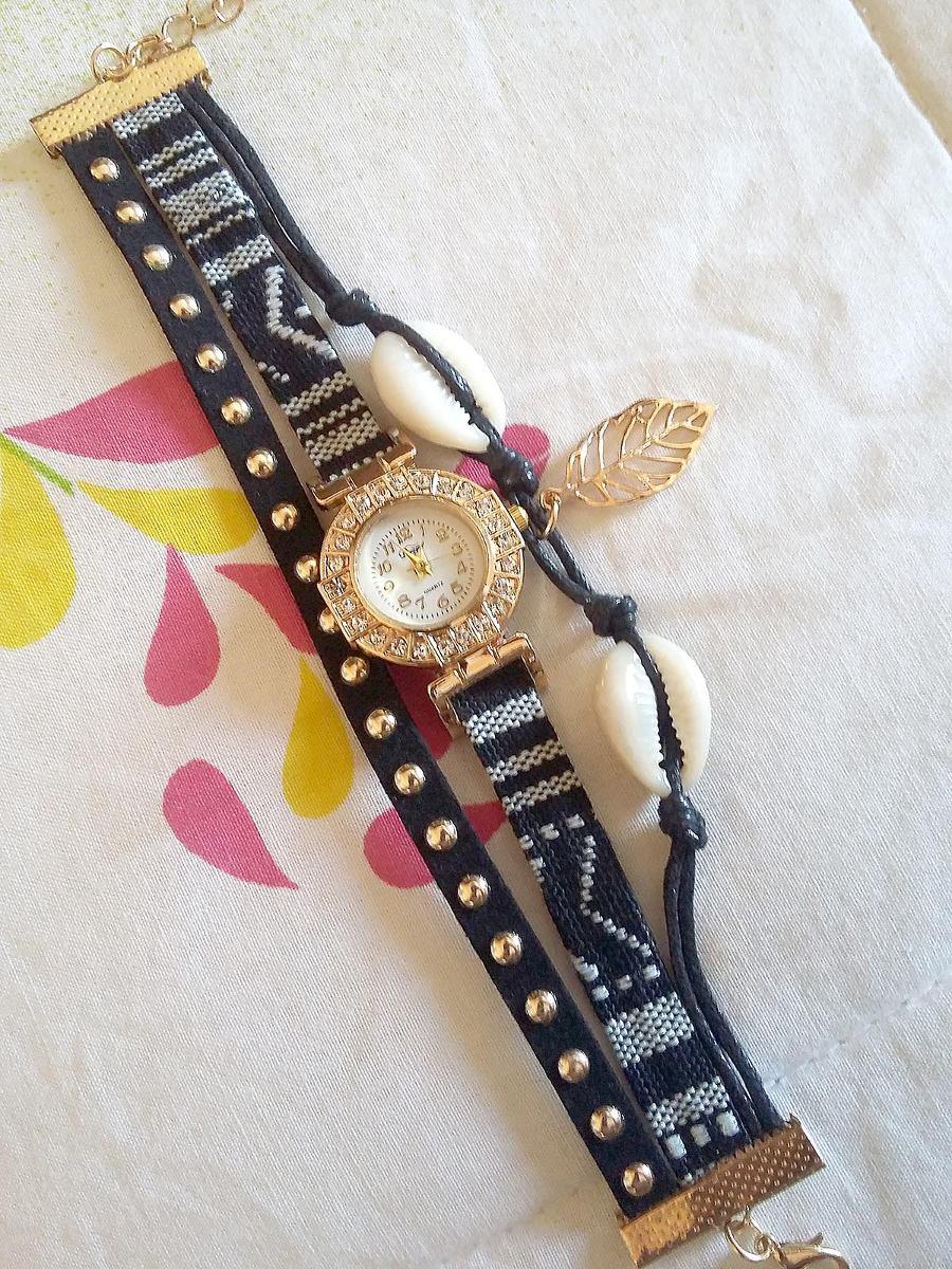 08b4f57ed13 Relógios Femininos De Pulso Pedras Pingente Barato - R  29