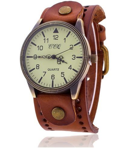 65a9c0c912c Relógios Femininos Pulseira De Couro. - R  49