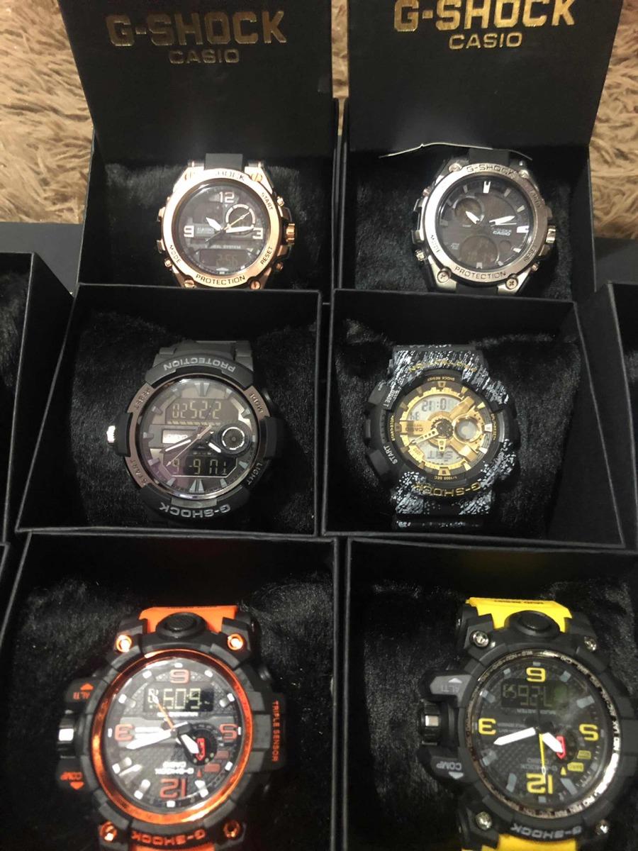 3321af52d88 Relógios G-shock 1ª Linha Promoção Apenas 90