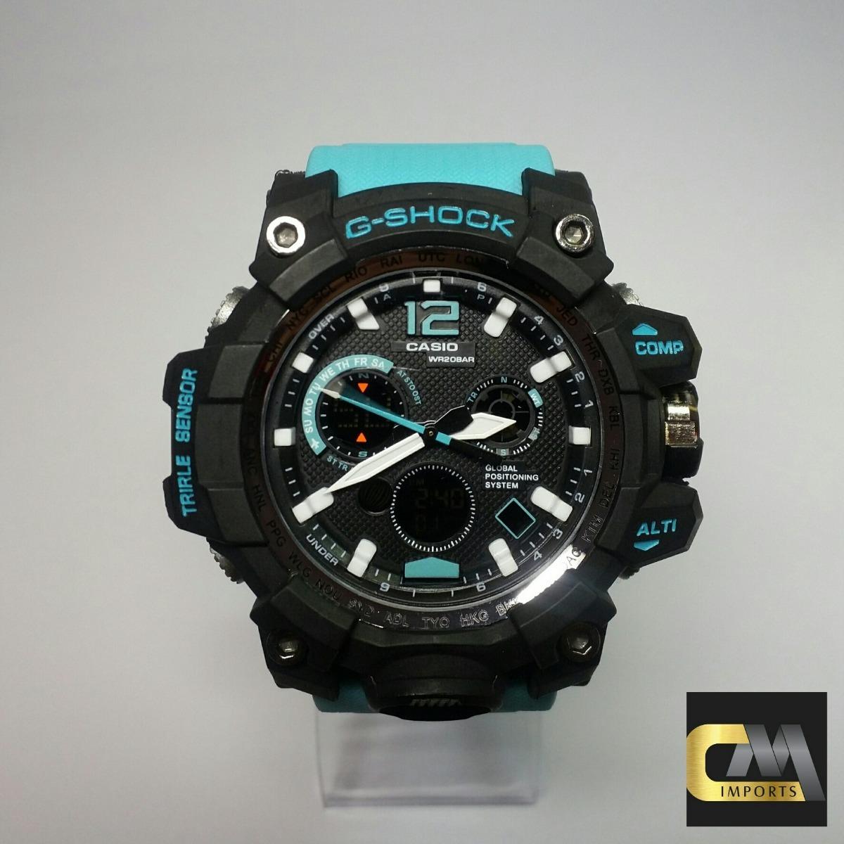 d4b7eb9411 Vender um igual. relógios g-shock mundmaster promoção. Carregando zoom.