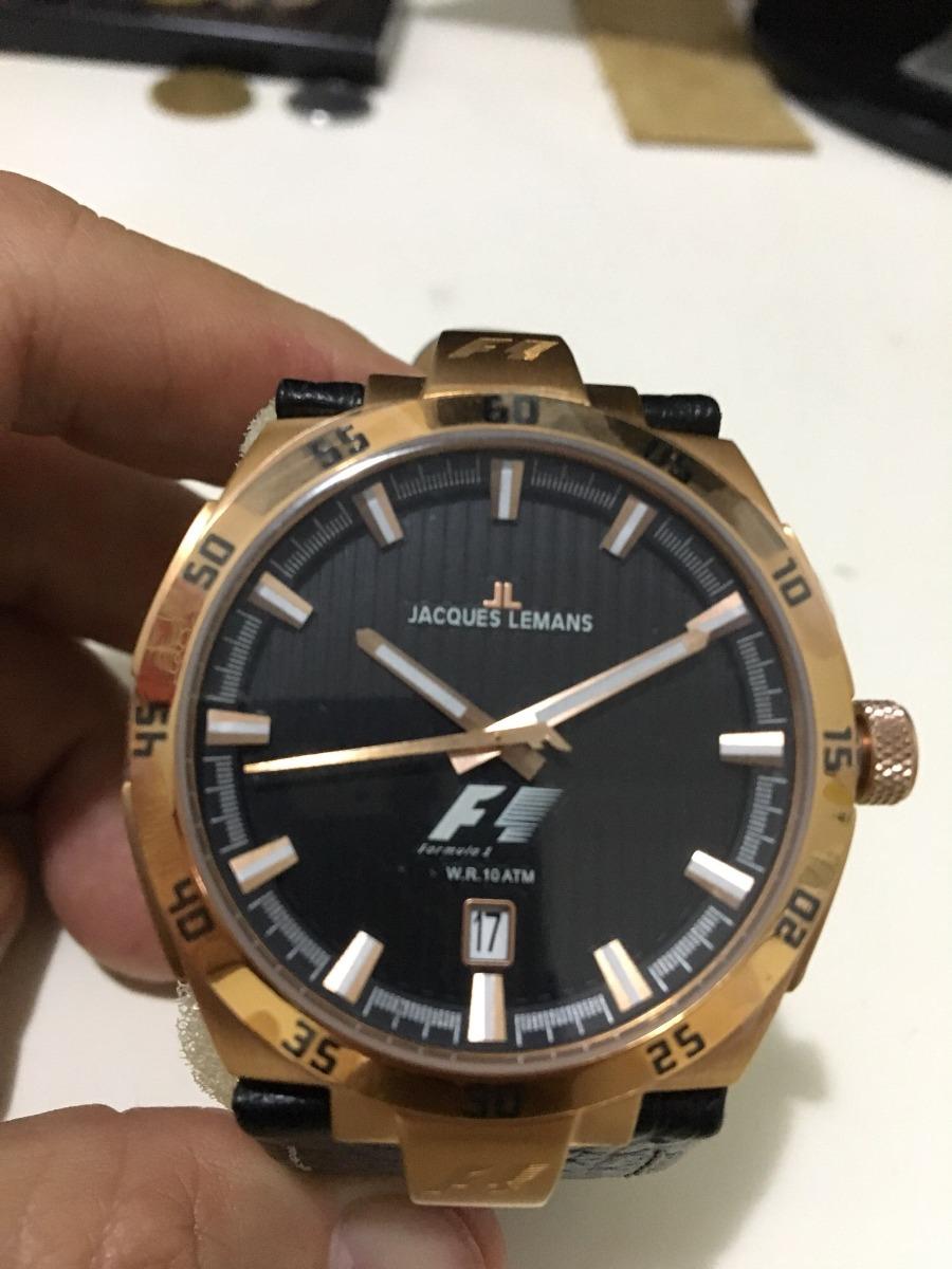 404914b756b relógios importado f1 jacques lemans novo. Carregando zoom.
