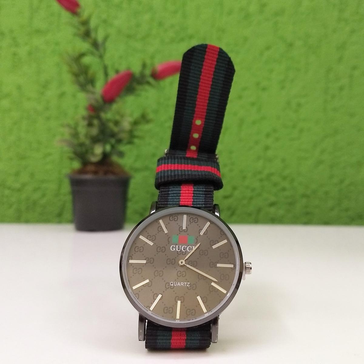 a919dd804 relógios importados gucci unisex ótima qualidade. Carregando zoom.