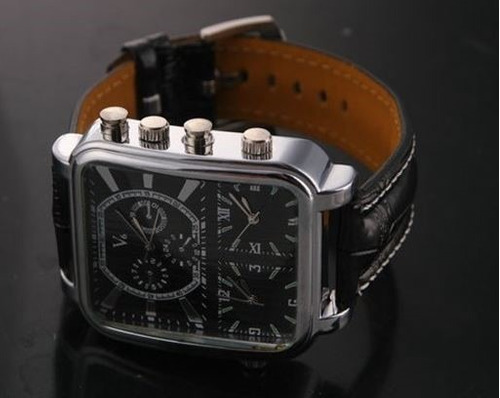 relógios masculino esportivos / social - v6 - importado