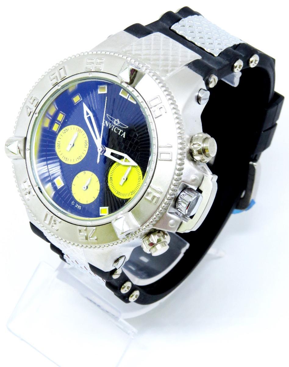 ea7220be836 Relógios Masculino Grife Todo Funcional +caixa +fréte Grátis - R ...