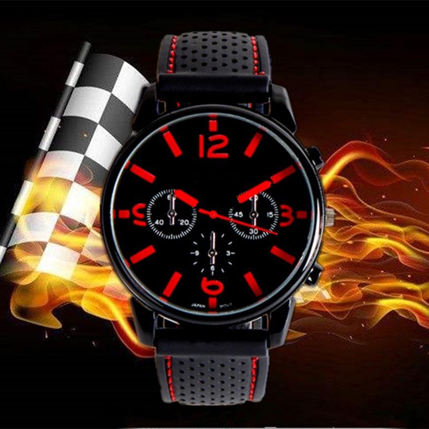 282ff39a61a relógios masculinos baratos militar esportivo prova dagua gt. Carregando  zoom.