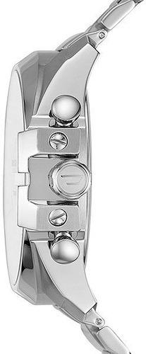 relógios masculinos diesel mega chief dz-4465