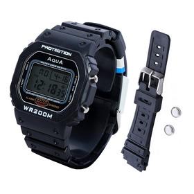 Relógios Masculinos Digital Barato A Prova Dagua G Mod Aqua