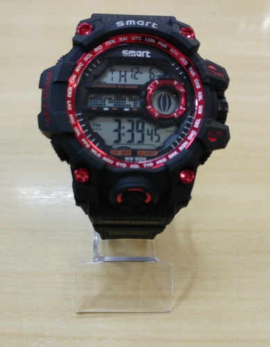 relógios masculinos digital esportivo