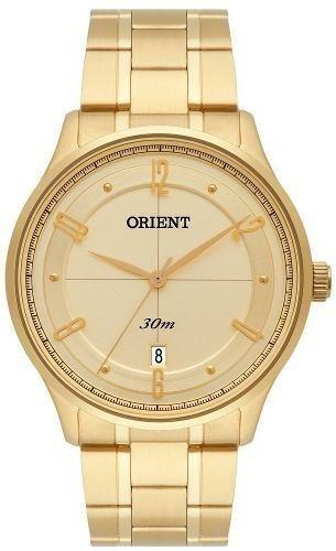 Relógios Masculinos Dourado Orient Mgss1126 C2kx C  Nota F - R  300 ... f21ee8a9ea