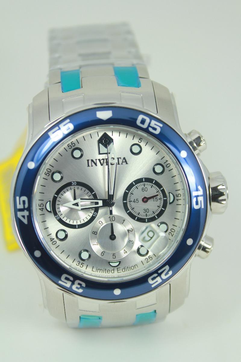 6edf9e945e3 relógios masculinos invicta pro diver chronograph promoção. Carregando zoom.