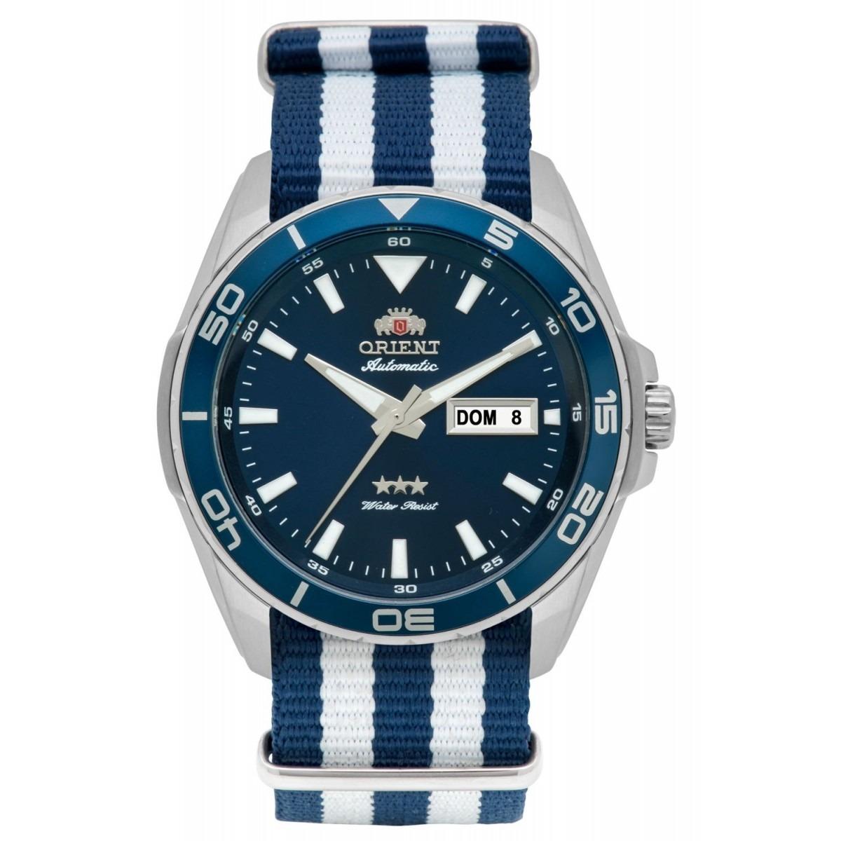 f53bcdc042b relógios masculinos orient automático original c nf promoção. Carregando  zoom.