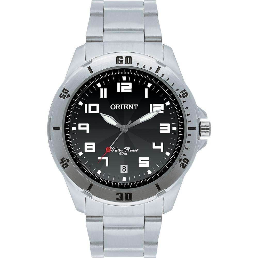 5ad53dfad67 relógios masculinos orient mbss1155a d2sx original c nota f. Carregando zoom .