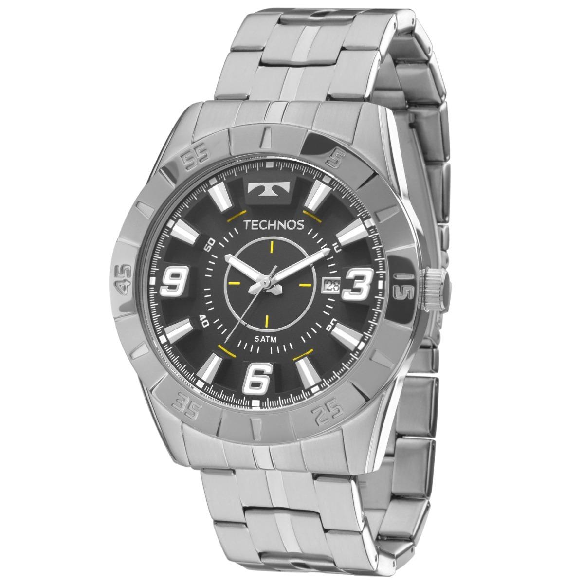 3afb462ceeb relógios masculinos technos 2115kyx 1p. Carregando zoom.