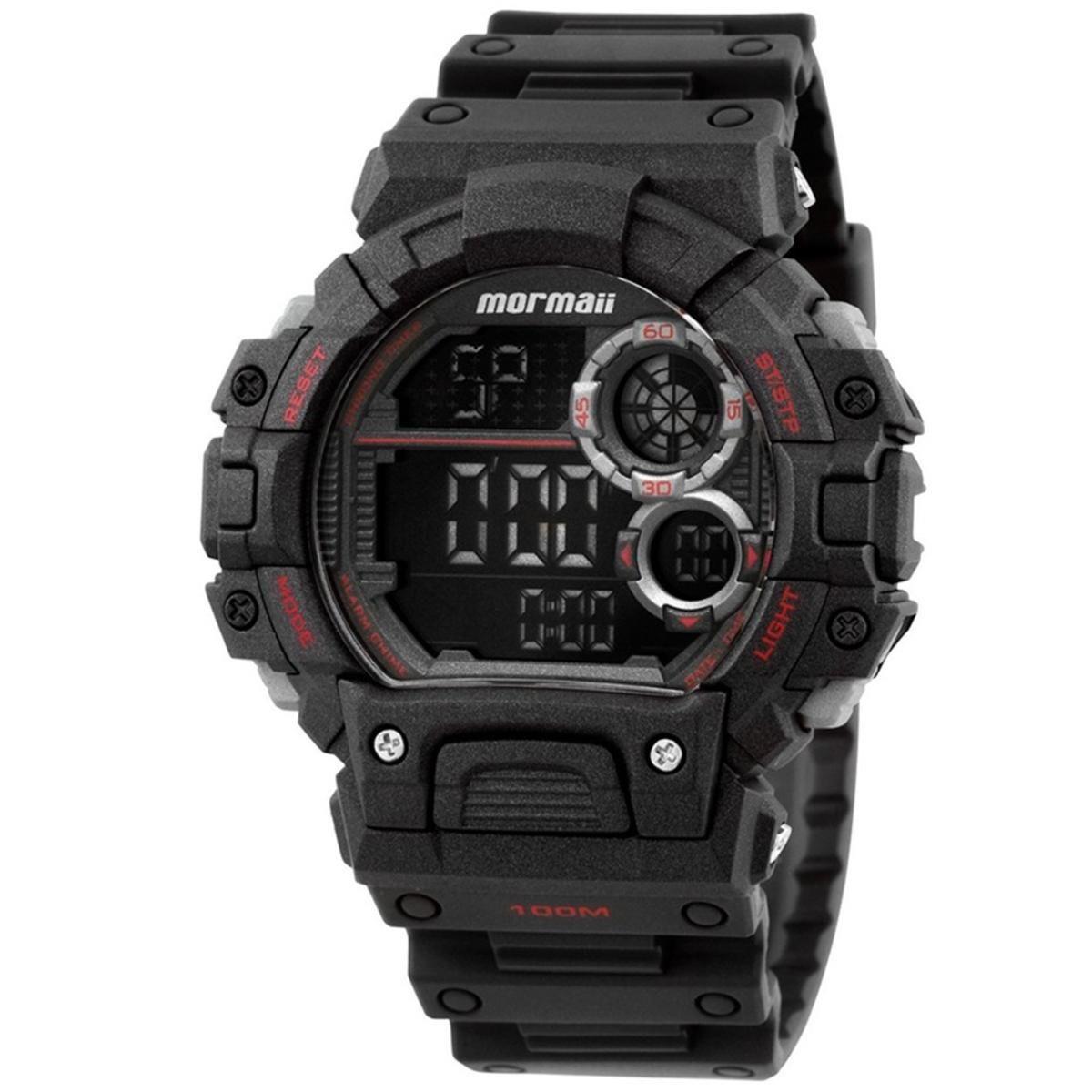 9c4f5cc9c119a Relógios Mormaii Modelo Mo879 8r Acqua Pró - R  138,00 em Mercado Livre