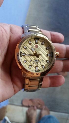 relógios naviforce original barato