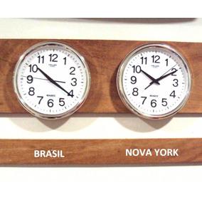 beac1027244 Relógio Parede Para Escritório Fuso no Mercado Livre Brasil