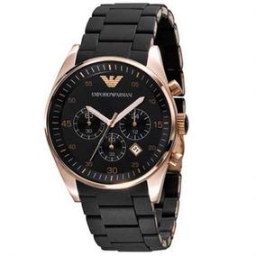 659c3ec480bb6 Relógio Empório Armani Ar5905 - Completo - Frete Grátis