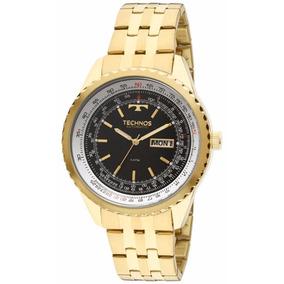 d69acd3659909 4x Relógio Technos Masculino Automático 8205nk - Relógios De Pulso ...