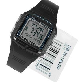 466755afd Relogio Casio Vintage Casio Db 36 9a - Relógios De Pulso no Mercado ...