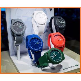 5cd5ad914 Relogio Unissex Lacoste - Relógios De Pulso no Mercado Livre Brasil