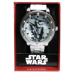 d3a54d133 Relógio Pulso Star Wars: Episode Vii - Stormtrooper
