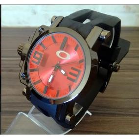 6b76298234f91 Relogio Oakley Gearbox Titanium Original - Relógios no Mercado Livre ...