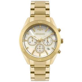 5cf7ee8b7f13c Relógio Technos Js15.as Cronografo Aceito Trocas - Relógios no ...