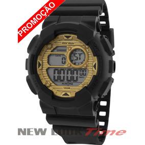 4eeffe415d230 8y Pulseira Mormaii Mopc21jak - Relógio Masculino no Mercado Livre ...