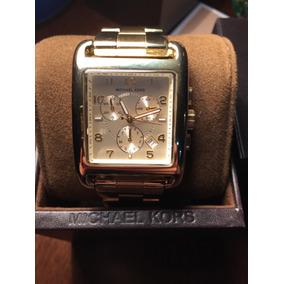 434e5312831 Relógio Michael Kors Mk 5436 Dourado Quadrado - Relógios De Pulso no ...