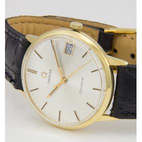71f7ca413d3 Relogio Omega Geneve Ouro 18k - Relógios no Mercado Livre Brasil