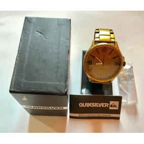 b64ba0b5bc471 Relógio Quiksilver Brigadier Cuff no Mercado Livre Brasil