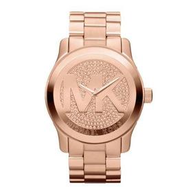 51a7158eeb95a Michael Kors Mk 5488 Rose Relógio De Luxo - Joias e Relógios no ...