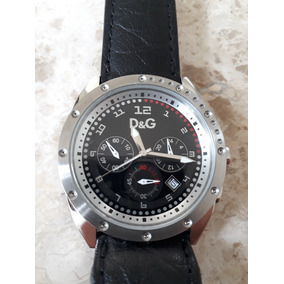 cf1fc2bc50207 Relógio Dolce Gabbana Time - Relógios no Mercado Livre Brasil