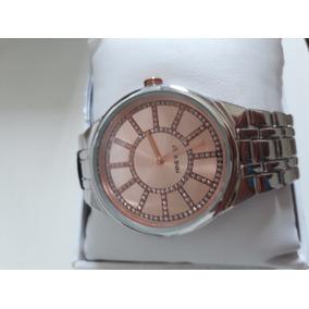 efa7d3b99fd66 Relogio Nine West - Relógios no Mercado Livre Brasil