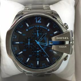 72aa24d58cafe Relogio Diesel Dz1131 Azul Preto - Relógios no Mercado Livre Brasil