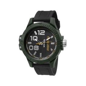 ae9116e68f13c Relógio Mormaii Masculino Wave Mo2035id 8y Verde Analogico