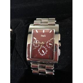 29d6c8c384ccc Relogio Dolce Gabbana Prata - Relógios De Pulso no Mercado Livre Brasil