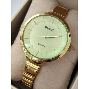 1b410794e Relogio Gucci Feminino Pulseira Fina - Joias e Relógios no Mercado ...