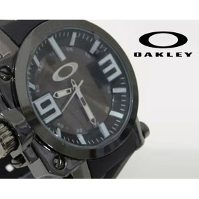 d07ad4c40134a Relogio Oakley Gearbox Titanium Edição Especial - Relógios no ...