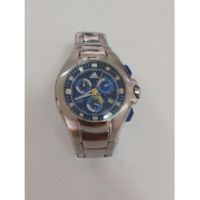f3a5286a6748c Relógio adidas Modelo Adp1089 Funcionando. (original)