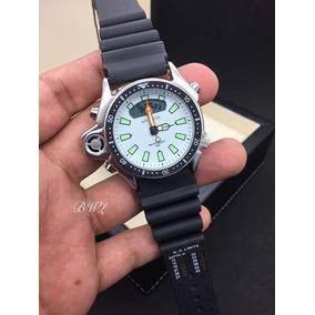 e18a501ae12 Relogio Aqualand Serie Prata - Joias e Relógios no Mercado Livre Brasil